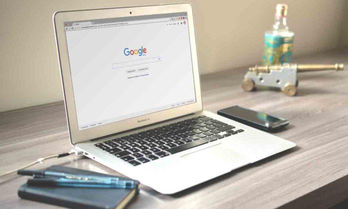 गूगल का आविष्कार किसने किया और कब