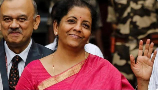 Nirmala Sitharaman Before Budget 2019