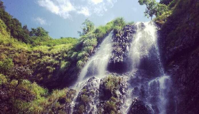 Goa's Bamanbudo Waterfall